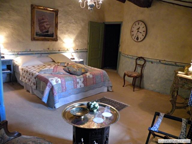 Chambres d 39 h tes du ch teau de pouget h bergement luxe for Chambre d hotes tours