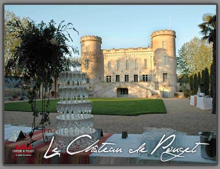 Chateau De Pouget Salle De Reception Et Chambres D Hotes